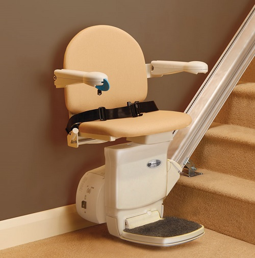 Home Elevators Residential Starlifts Straight Handicare Sterling Series
