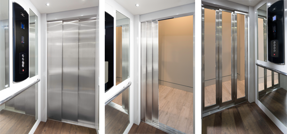Home Elevators Residential ELVORON MR – INLINE DRIVE