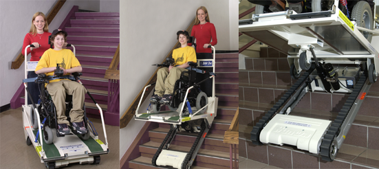 Home Elevators Residential Portable Wheelchair Lifts Inclined Super Trac